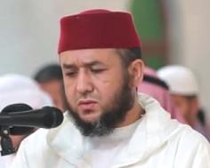 Rezitator Abu Hazim Almahdschub