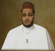 Rezitator Mohammad Moqately Al-Ibrahimi