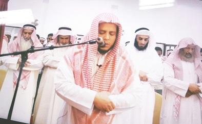 Recitador Ibrahim Salim Al-Daramaly