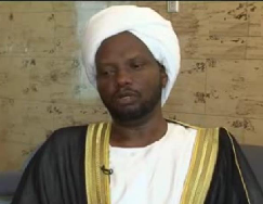Recitador Al-Fateh Mohammad Al-Zobair Uthman
