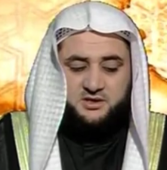 Reciter Yasser Sarhan Eldeeb