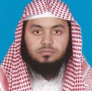 Rezitator Masood Abdul Rashid El Halafawy
