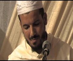 Rezitator Rachid Lwiza