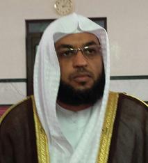 Rezitator Sayed Ammar