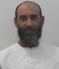 Rezitator Mohamed Hassan Nur al-Din Ismail