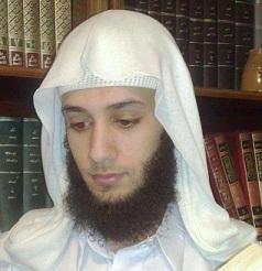 Rezitator Abdul Malik bin Abdullah Al-Masri