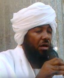 Rezitator Ahmad Mohammad Taher