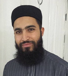 Rezitator Mohammad Rami Al-Thwibi
