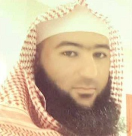 Rezitator Mohammed Bilal Ghannam Al-Maydani