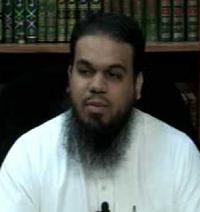 Preacher Shaykh Ahsan