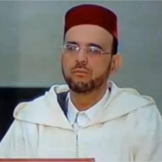 Reciter Abd Al Mojeeb Qeran