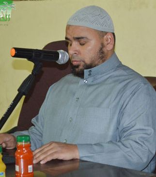 Reciter Abdallah Kamel