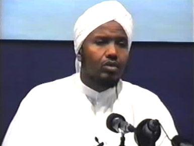 Reciter Abdul-Rashid Soufi