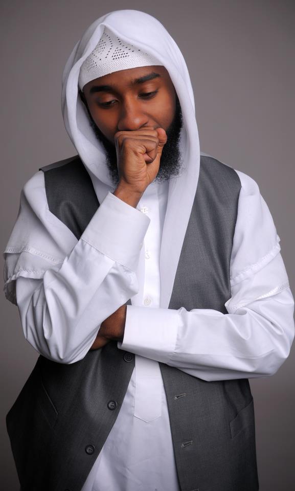 Poet Boonaa Mohammed
