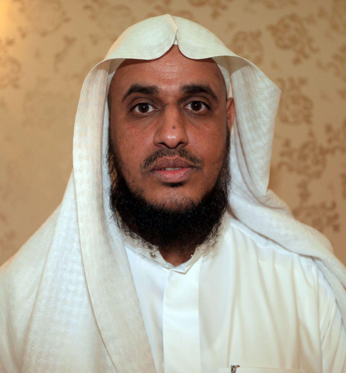 Reciter Jumaan Hamud Al-Usaimi