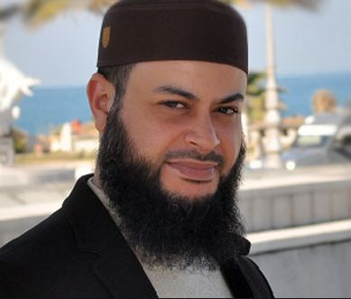 Reciter Hatem Farid Al-Waer
