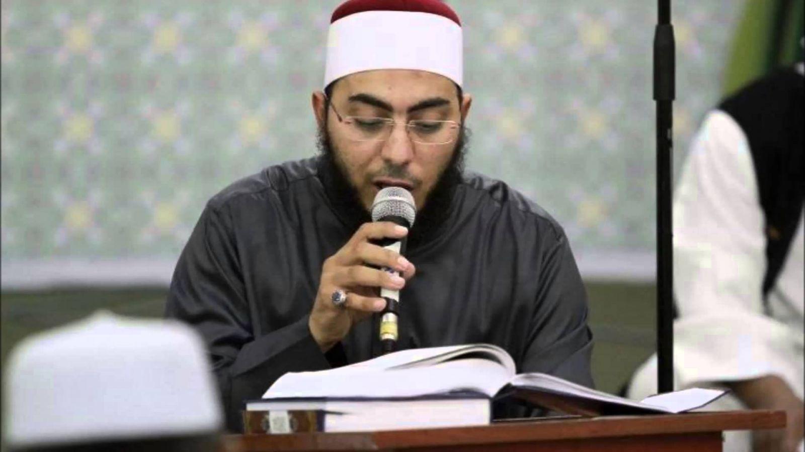 قاری هشام عبدالباری