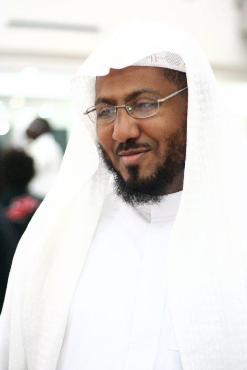 Reciter Khaled Abdul-Kafi