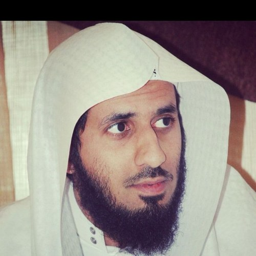 Reciter Majed Al-Zamil
