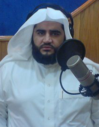 Reciter Mohammad Abdul Hakim bin Said Abdullah