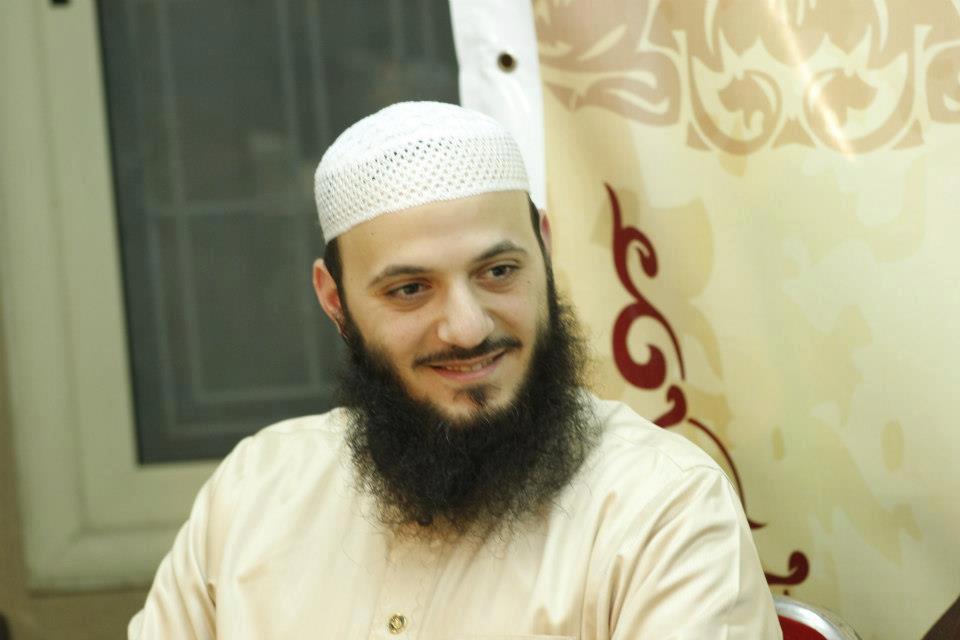 Reciter Mohammad Mostafa Al Zayaat