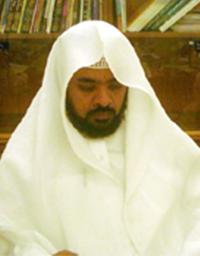 Récitateur Mohammad Saleh Aalim Chah
