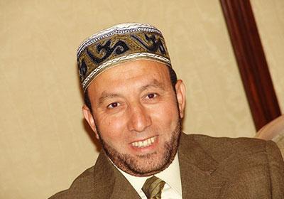Reciter Muhammad Jibreel