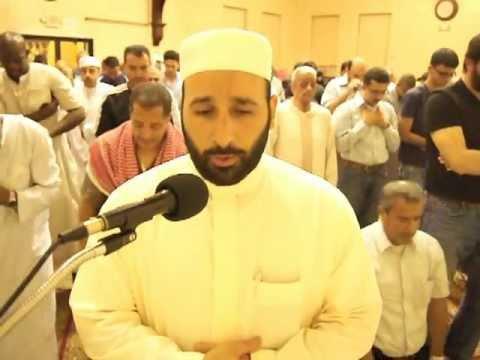 Rezitator Walid Sayed Albatrauisch