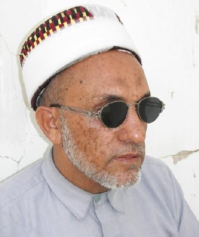 Récitateur Yahia Ahmad Al-Holili