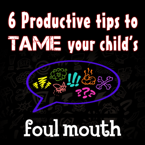 Tame your child's mouth
