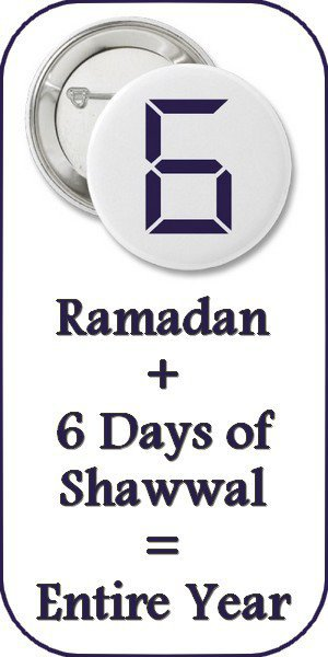 The Virtue of Fasting Six Days in the Month of Shawwâl