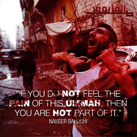 Bleeding of the Ummah
