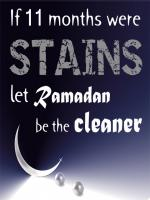 Ramadan is coming!